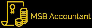 MSB Accountant